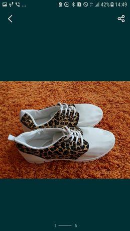 Новые кроссовки кеды мокасины 39 р
