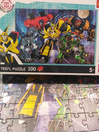 Puzzle Trefl Transformers