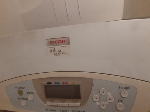 Impressora Ricoh SP C410 dn