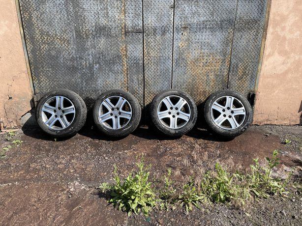 Диски Lexus/Toyota/Suzuki SX4 R16