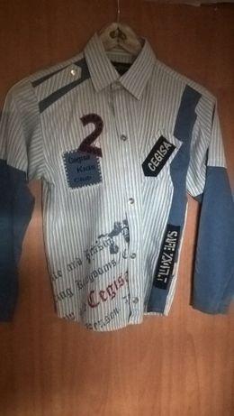 Рубашка 10 - 11лет
