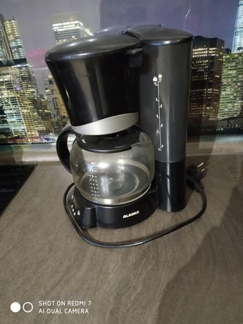 Express do kawy z filtrami