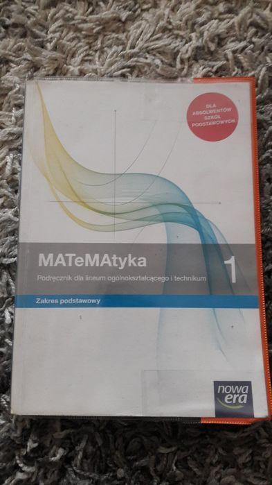 Matematyka klasa 1 Białystok - image 1