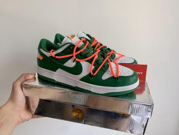 Nike SB Dunk Low x OFF-WHITE 1:1 Люкс Travis Scott Jordan Adidas Yeezy