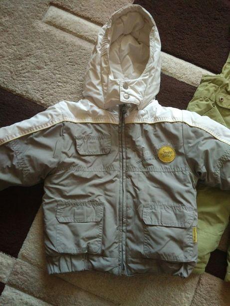 Зимовий термокомбінезон фірми cocodrillo зимова куртка