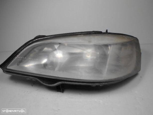 Farol Opel Astra G Esquerdo 1998 - 2009  - Usado (danificado)