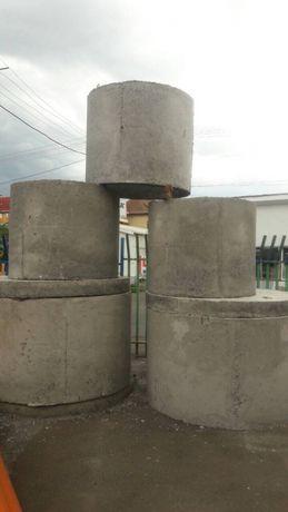 Армовані бетонні кільця д 80 та фунд.блоки