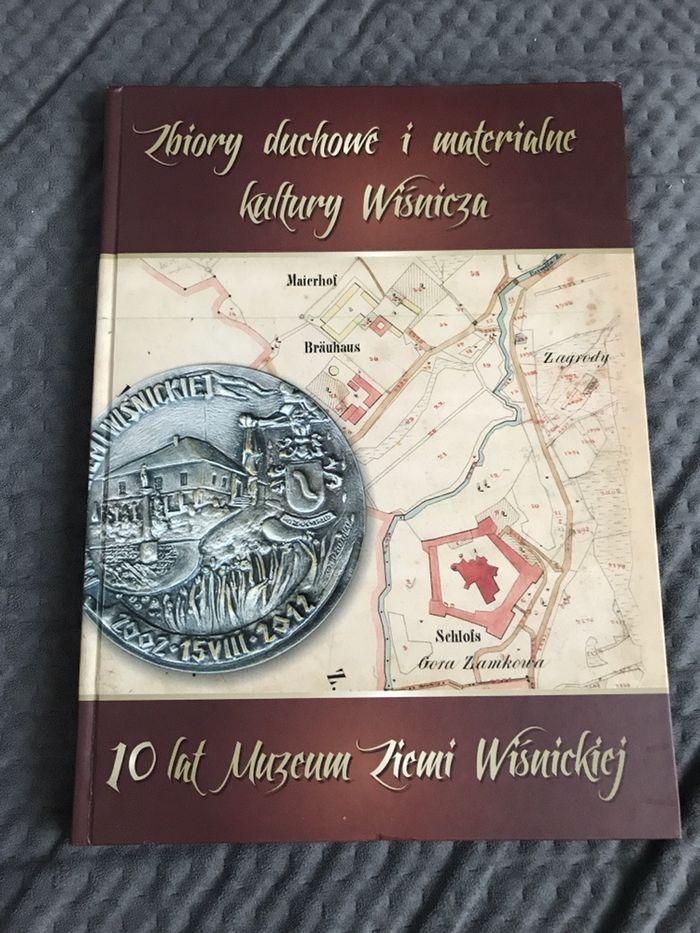 Książka Zbiory duchowe i materialne Wiśnicza Nowy Wiśnicz - image 1