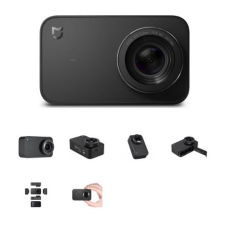 Екшн камера Xiaomi MiJia Small (YDXJ01FM) 4K Action Camera