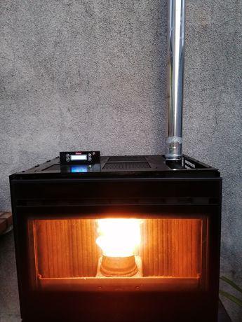 Recuperador de calor a pellets 8kw