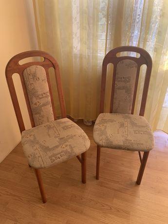 Drewniane krzesło drewniane krzesła