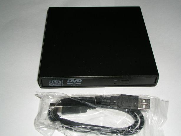 DVD-ROM CD R+/- RW внешний