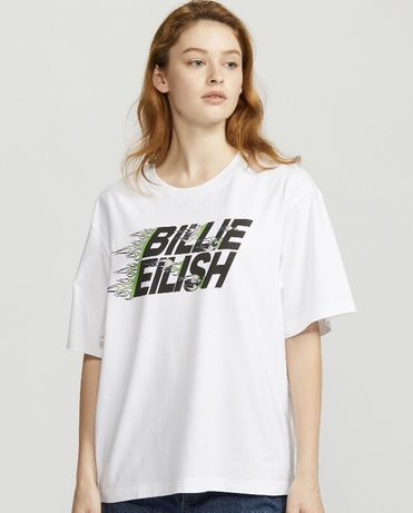 Billie Eilish x Takashi Murakami T-shirt