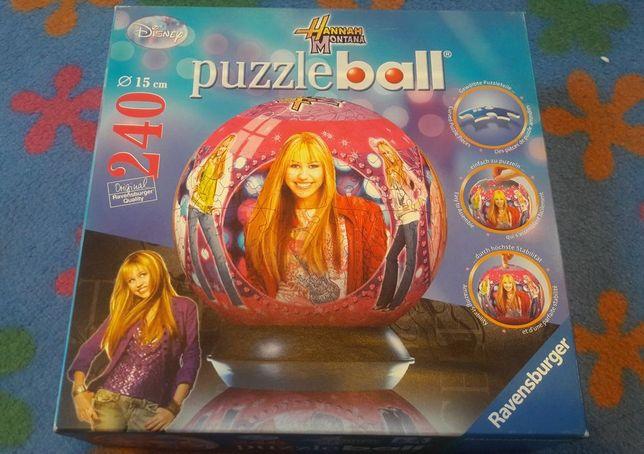 Puzzle ball Hannah Montana 240 firmy Ravensburger
