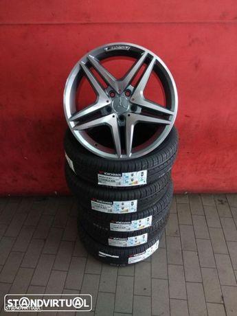 Jante 17 NOVAS Mercedes AMG C/pneus usados