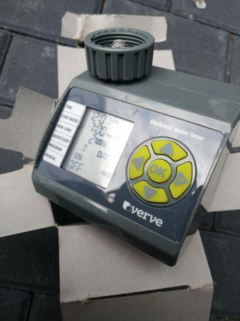 Programator sterownik do wody nawadniania LCD YM25251 ogród Polecam