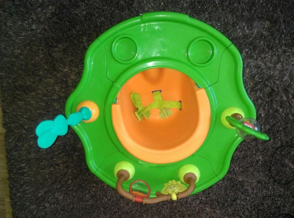 Krzeselko do karmienia tacka zabawki z USA wielofunkcyjne Sława - image 1
