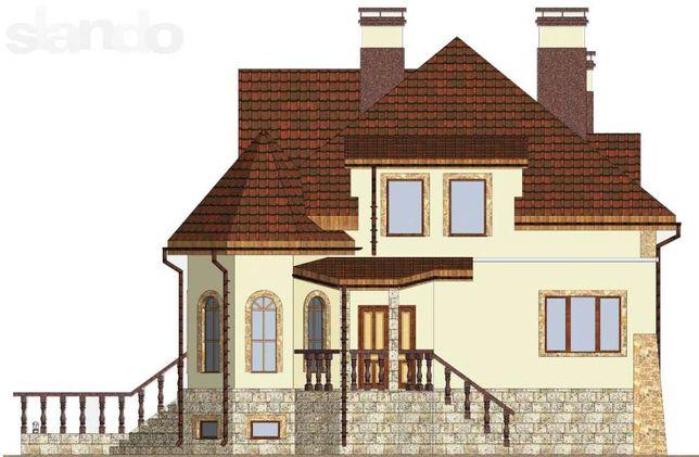 Продам проект дома полностью готовый для строительства
