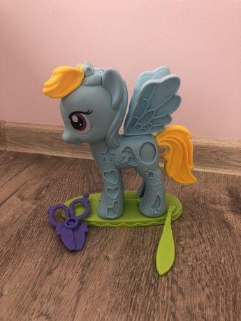 Play Doh ciastolina Rainbow Dash My Litlle Pony