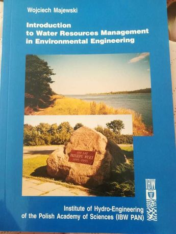 Introduction to Water Resources Management in Environmental Engin...