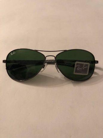 Oculos Ray Ban RB8301 Black / SIlver / greeen Novos !