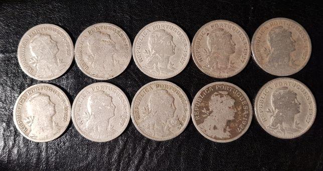 Moedas 50 Centavos 1927 (Bom Estado)
