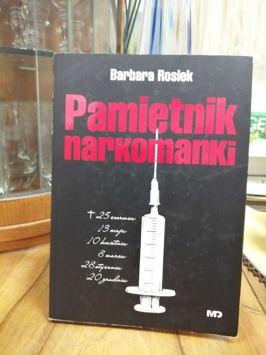 Pamiętnik narkomanki Barbara Rosiek Warszawa - image 1