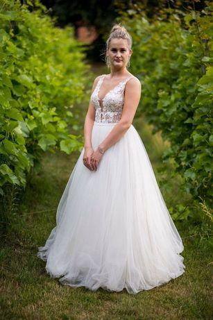 Suknia ślubna Donatella
