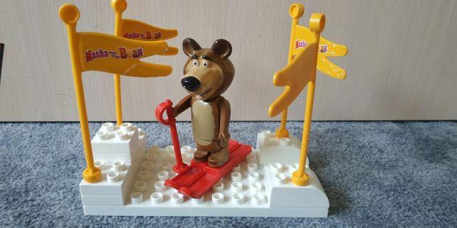 Klocki LEGO Duplo Masza i niedźwiedź