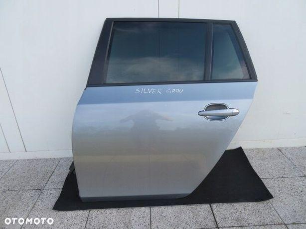 DRZWI LEWY TYŁ LEWE TYLNE BMW E61 ORIENT BLAU