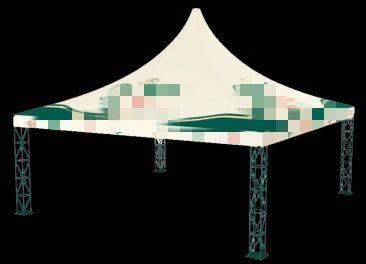 Купол Шатёр палатка торговая известного бренда 5×5 м.