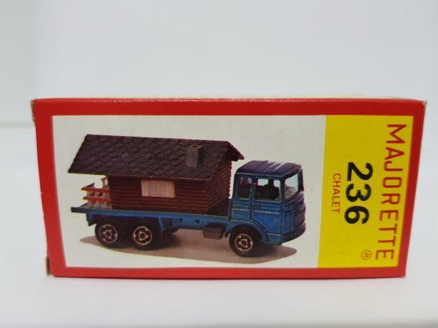 Majorette 236 Saviem Challet novo na caixa