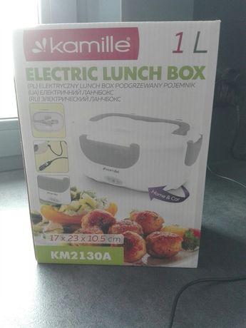 Lunch box elektryczny samochodowy