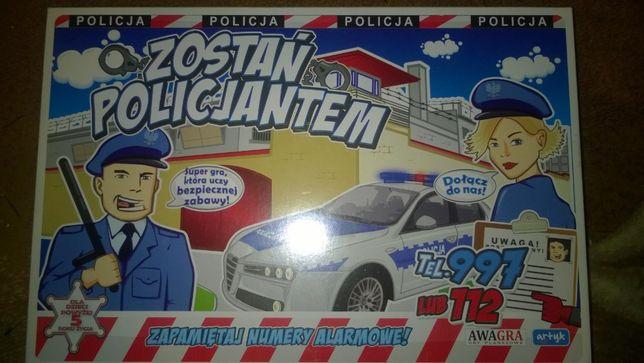 Gra zostań policjantem