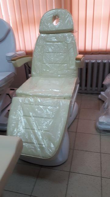 Кресло Кушетка электрическая 273Е белая и крем без предоплаты