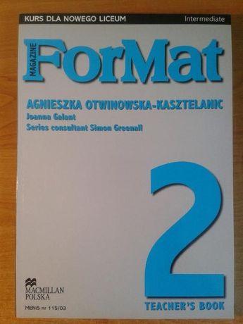 ForMat vol.2, Intermediate - Teacher's Book