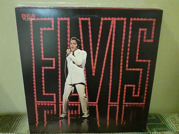 Японская виниловая пластинка LP Elvis Presley - Elvis