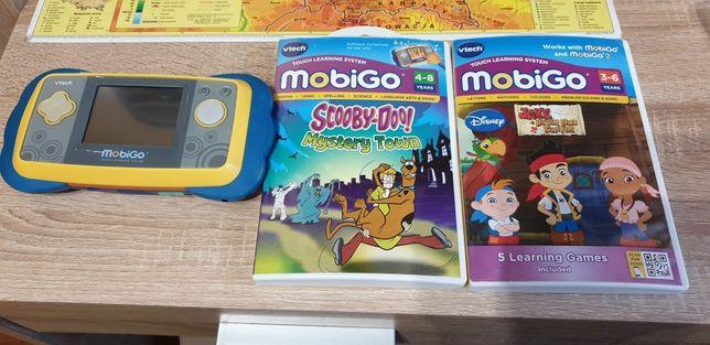 Gra MobiGo plus 2 gry