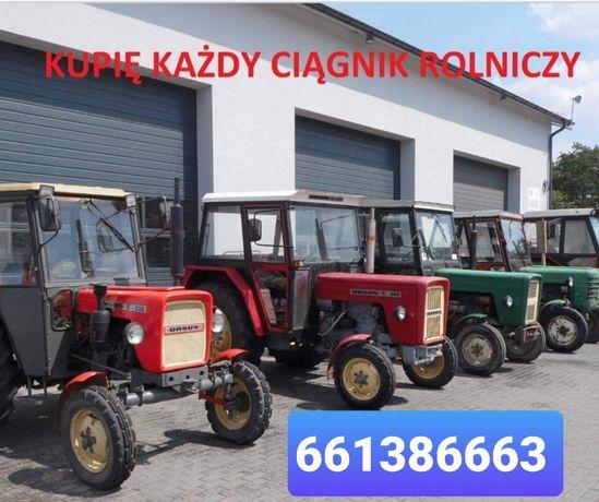 Skup maszyn rolniczych ciągniki ciągnik trakor przyczepa przyczepy