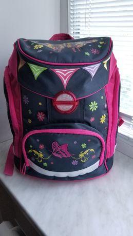 Школьный ортопедический рюкзак Tiger Family Butterfly