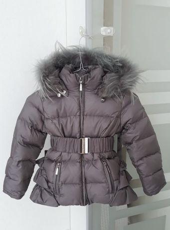 Пуховая зимняя куртка Bellini 7 лет