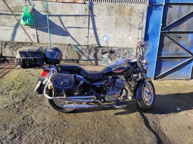 Мотоцикл Koirsar 250