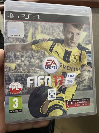Fifa 17 / PS3