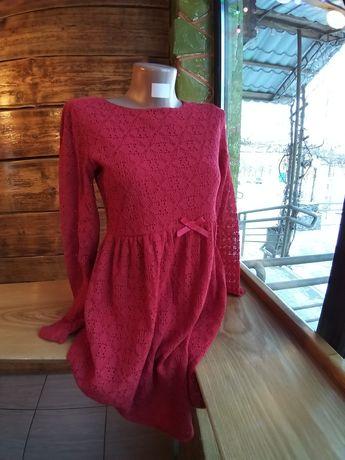 Червоне плаття H&M 158/164 розмір