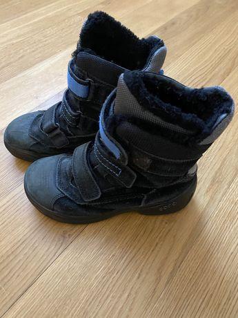 Buty zimowe Śniegowce ecco 33