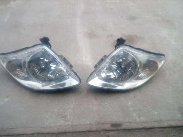 Lampy przednie Suzuki Swift 06 r angielskie