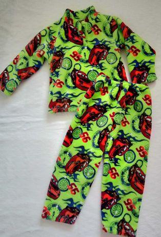 Пижама тёплая 104-110