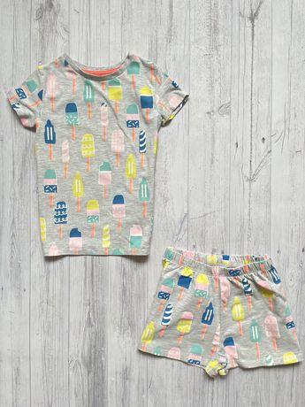 Летний костюм M&S шорты футболка 1,5-2 г.