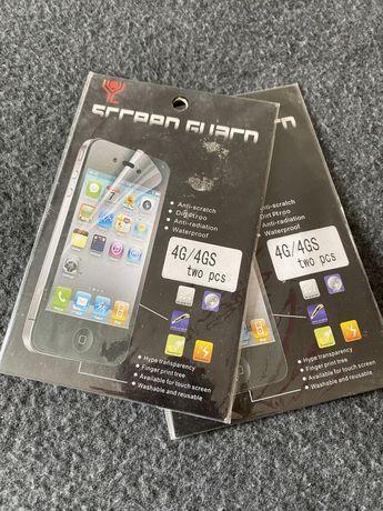 Películas de vidro para iPhone 4/4S