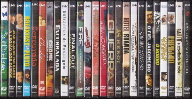 Filmes LNK – DVDs